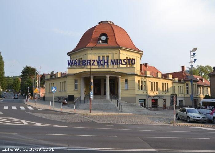 Powiat Wałbrzych:  Decyzja Starosty Wałbrzyskiego