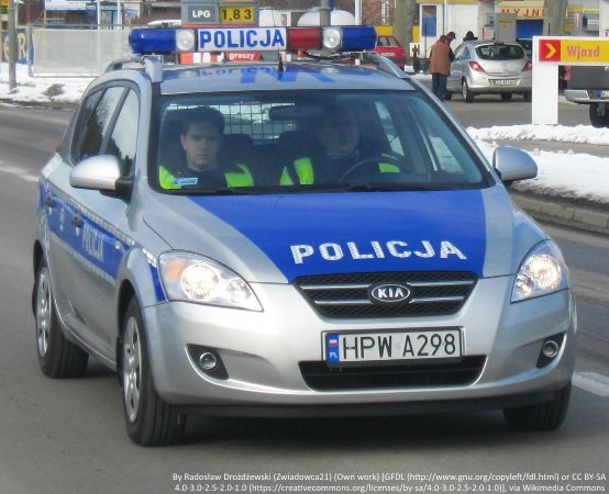 Policja Wałbrzych: Życzenia świąteczne Wiceministra Jarosława Zielińskiego